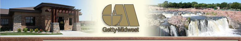 Getty Abstract & Title Company 5800 S. Remington Pl. Ste. 120 Sioux Falls, SD 57108 (605) 336-0490